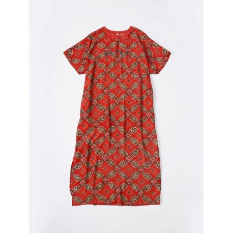 Komon Rayon Dress