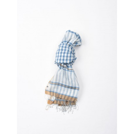 Gingham Stole