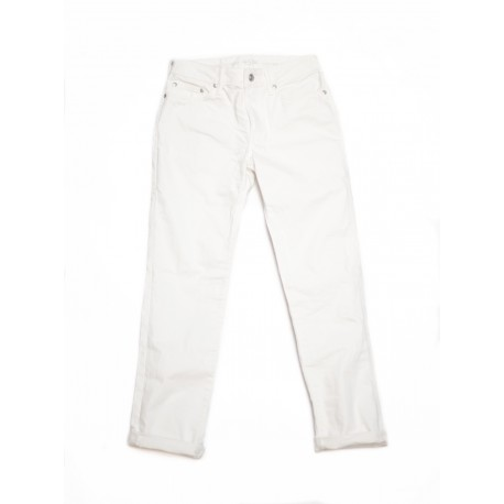 White Takehime Denim