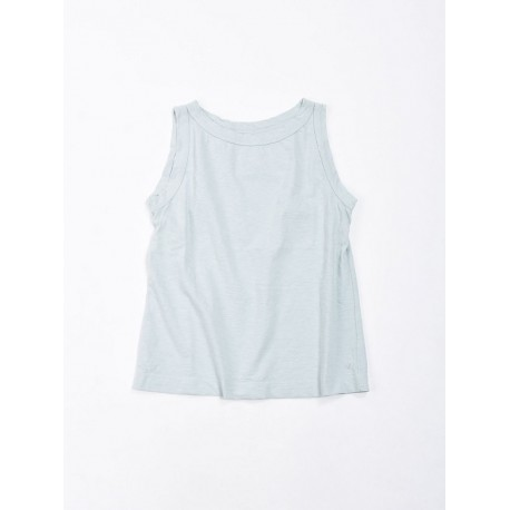 Cotton No Sleeve Top