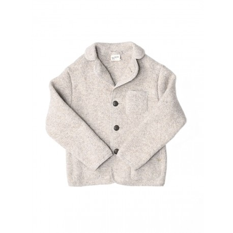 Cotton Shetland 908 Tyrolean Jacket Unisex