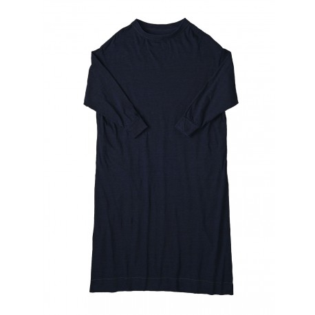 Robe Sweat 45Star en Indigo