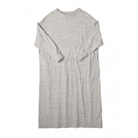 Robe Sweat 45Star Gris Chiné