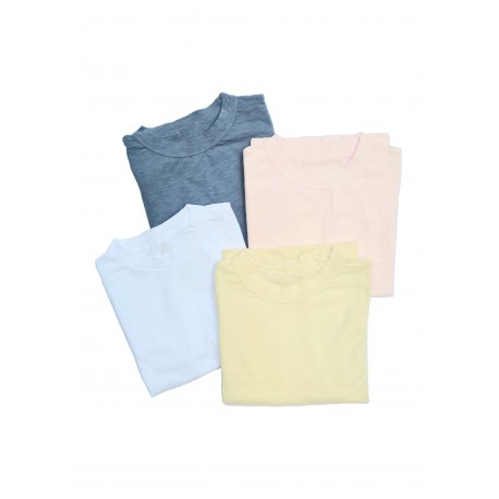 T-Shirt Square 3/4 Long