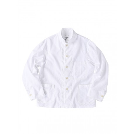 Double Woven Shirt Jacket
