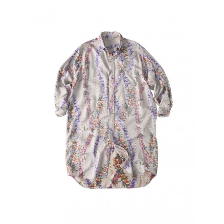 Tencel Ray Ray Aloha 908 Ocean Smock Dress