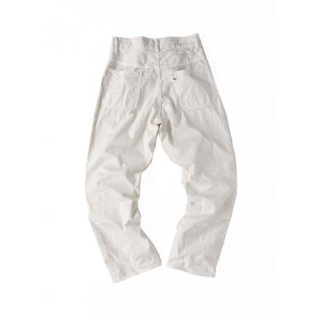 908 Painter Pants in Yacht White