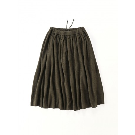 Arles Knit Daily Gather Skirt