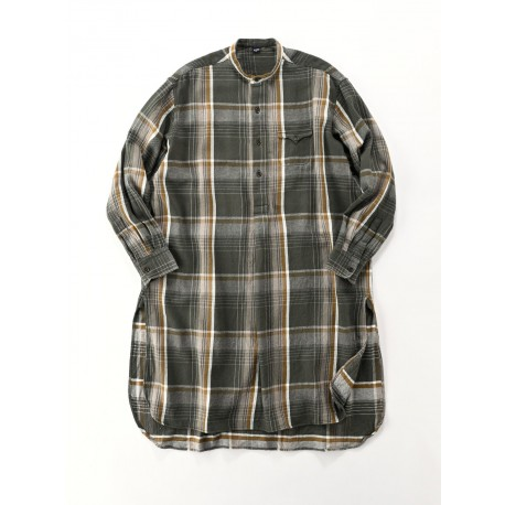 Indian Flannel 908 Smock Pull