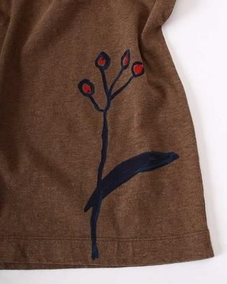 62 - Brown & print