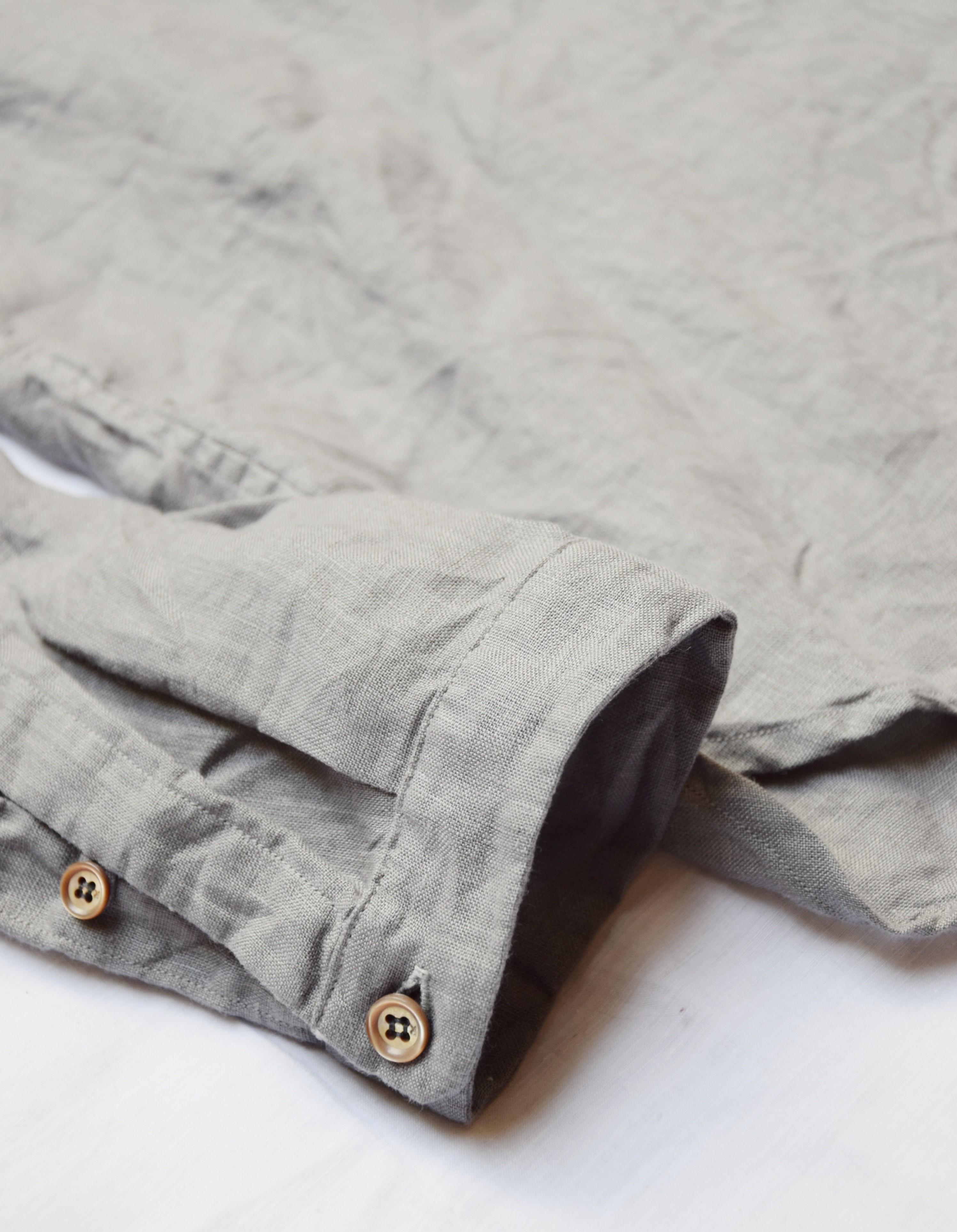 23 - grey linen