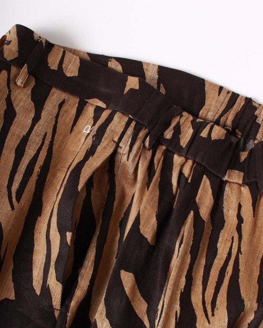 82 - Zebra brown