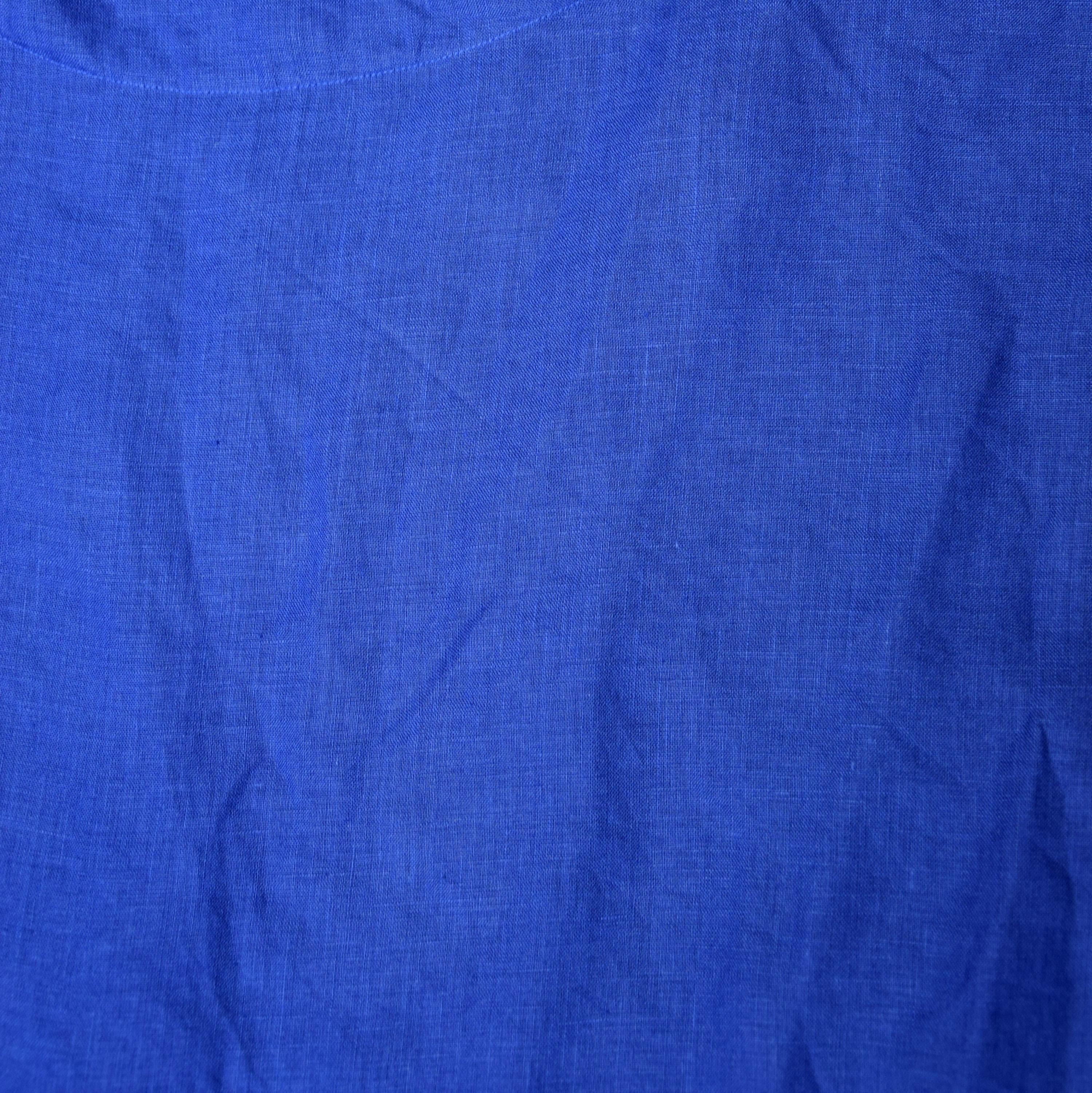 72-blue linen