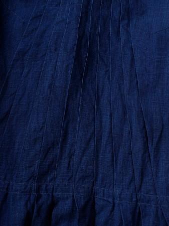 73 - Indigo Linen Tuck 19