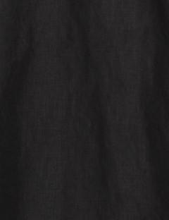 92-black linen dress 2020
