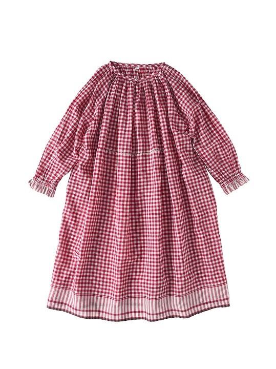 43 - Pink gingham