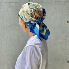 Hemp Gauze Souvenir Bandana Model 162㎝- - - - - #45R #45r_kansai #5049100 #5047630 @45r_official @45r_nishinihon