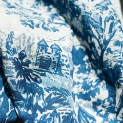 Discover the beautiful Goma Denim Spring Hill Shirt. It presents a beautiful hand-made print on a light and comfortable denim fabric. Overprinted with strength and delicacy, you get a paint-like finish. Enjoy the texture of indigo. Have a look of this gorgeous creation by visiting us in our boutique or on our online store! Check our new items and how our designer would wear the new collection look on 45R ONLINE shop (Link in bio) #45R#45RPM#jeans#indigo#cotton#madeinjapan#45r_official#fashion#45rparis#paris#tokyo#japan#france#lemarais#sainthonore#saintgermain#doublewoven#organiccotton#summervibes#ootd#dress #organiccotton#パリ#ファッション#藍染#夏コーデ #goma #denim #shirt #spring