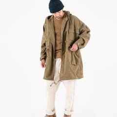 Mugi Satin Mods Parka Only available at rue d'Alger storeFeel free to contact us : contact@45r.fr 👋🏻#45R #45r_official #45rparis #SS21 #springcollection #madeinjapan #japanesebrand #paris #tokyo #casualchic